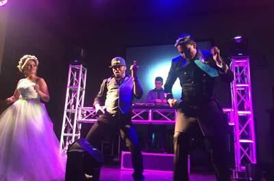 DJ Danny Rodríguez: Una fiesta de boda para toda la vida