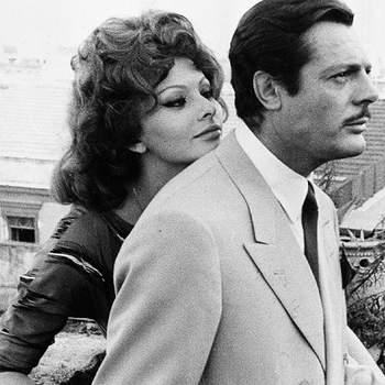 Sophia Loren em Marriage Italian Style, 1964