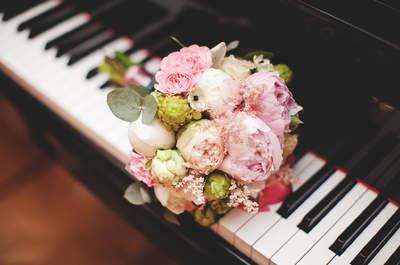 Scegli un bouquet da sposa di peonie: talmente bello che non vorrai 'lanciarlo'
