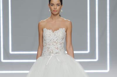 30 свадебных платьев с вырезом в форме сердечка 2017. Единственные и неповторимые!