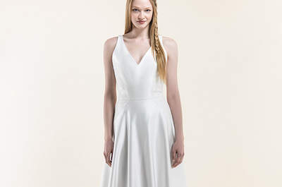 Robes de mariée Lambert Créations 2016 : Des modèles épurés aux finitions exceptionnelles