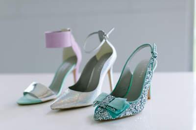 Kolekcja wiosna-lato od KSIS Wedding Shoes! Zapraszamy!