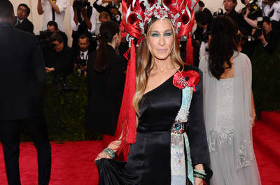 Die Met Gala 2015 in New York: Orientalisches Flair meets Hollywood-Chic