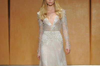 Inbal Dror Wedding Dresses for 2017: Modern and Sensual Designs