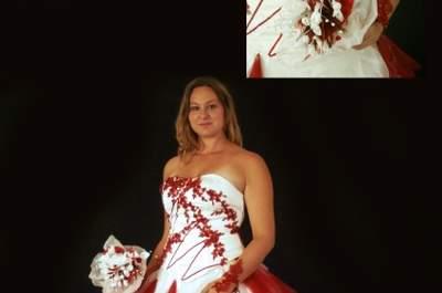 Robes de mariée uniques, personnalisées et pas cher : Au coeur d'un rêve