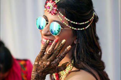 How to choose the perfect mehndi artist