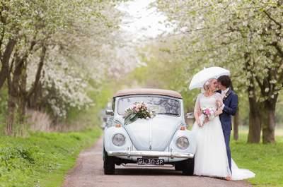 Voeg Amerikaanse tradities en details toe aan je bruiloft!
