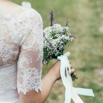 Nastro di raso crema chiara 25 mm- Compra en The Wedding Shop