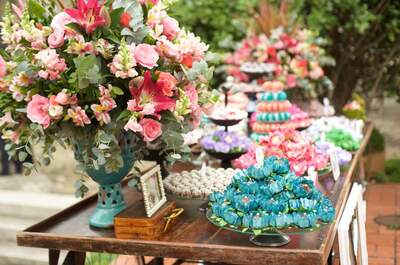 Como reaproveitar as flores do seu casamento fazendo a alegria de um idoso!