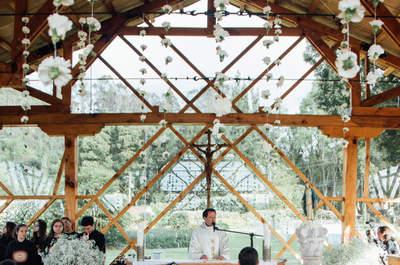 María Paula y Jorge: un matrimonio con estilo propio