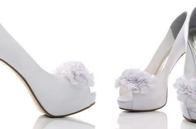 Tendências em sapatos de noiva para 2013
