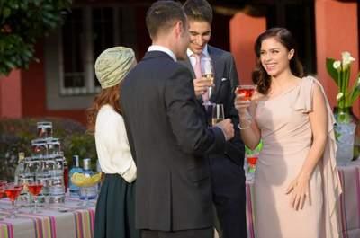 Matrimonio saludable: ¡Organiza una boda detox con estos sencillos consejos!
