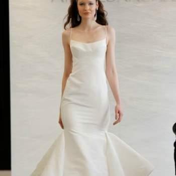 Robe de mariée collection Printemps 2013 - Crédit photo: Angel Sanchez