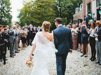 De etiquette van het huwelijk: hoe heurt het eigenlijk?