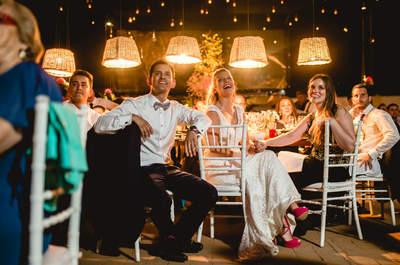 ¿Estoy invitando a las personas correctas a mi matrimonio? Ocho preguntas que debes hacerte