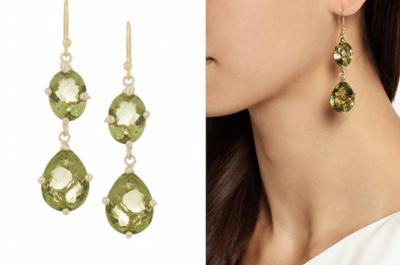 Giada o smeraldo: quale sfumatura di verde avranno i tuoi accessori da invitata?