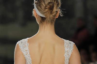 Trouwjurken met open rug: sensueel en elegant!