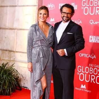 Sofia Cerveira vestida por Luís Carvalho e Gonçalo Dniz | Créditos: Nuno Pinto Fernandes © GLOBAL IMAGENS