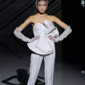 Isabel Zapardiez - Credits: Barcelona Bridal Fashion Week