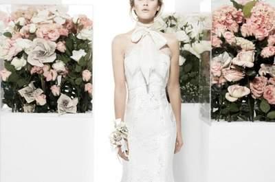 Las nuevas tendencias para novia 2013 de YolanCris