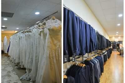 Scegliere l'abito da sposa non è mai stato così facile!