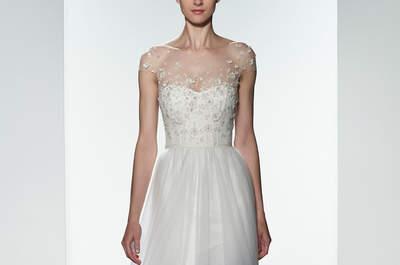 Christos 2016 Bridal Collection: Bohemian Bride
