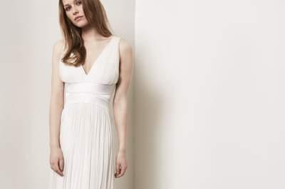 Suknie ślubne dla kobiet w ciąży! Suknie, w których zachwycisz podwójnie!