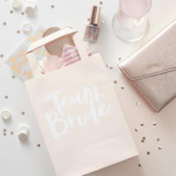 Party Bag Team Bride 5 Pièces - The Wedding Shop !