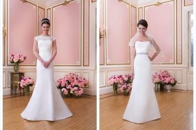 Vestidos de noiva: Colecção Sweetheart 2014