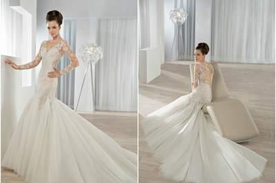 Glamour pur: Brautmode von Demetrios 2016 begeistert Bräute rund um den Globus!