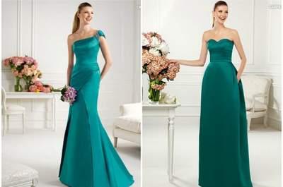 Tendencias en vestidos para invitadas a una boda 2013