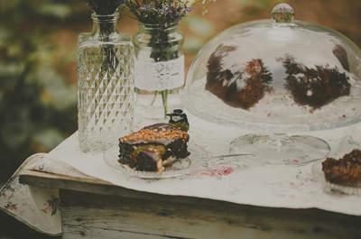 Descubre los detalles de una boda estilo vintage y ¡enamórate!