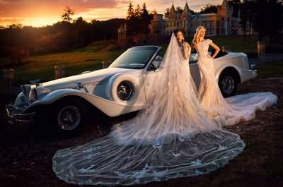 10 лучших дизайнеров свадебных платьев в России!