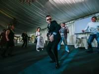 Музыкальная пауза: как подобрать оптимальный вариант музыкального сопровождения на свадьбу?