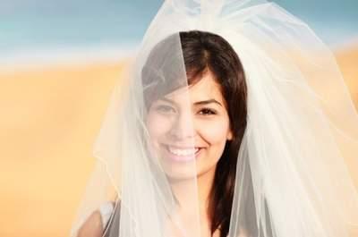 Sin defectos al altar: 4 cosas que debes evitar en tu maquillaje de novia