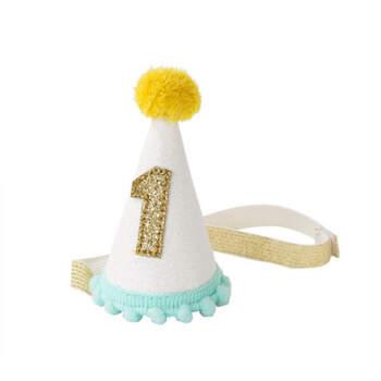Sombrero Primer Cumpleaños- Compra en The Wedding Shop