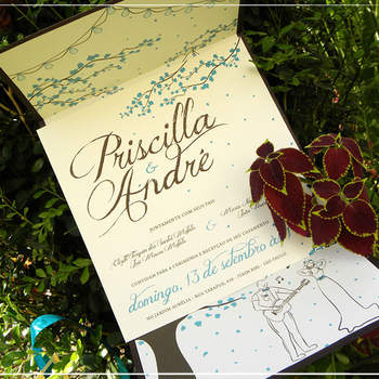 Credits: Giselle Branco Convites e Gifts