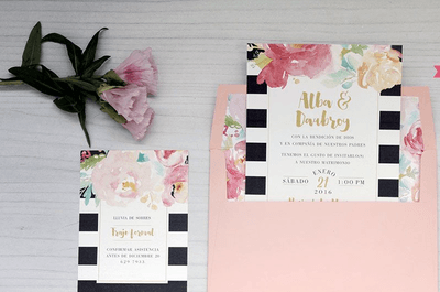Empresas para tus invitaciones de matrimonio en Bogotá: ¡Las 6 mejores para tu celebración!
