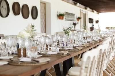 Las 8 mejores fincas para bodas de Granada