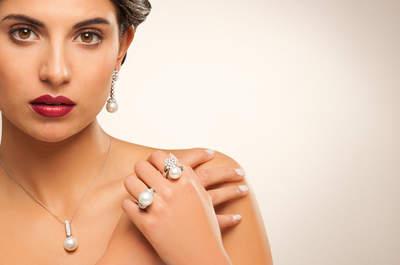 Las joyas para novias ideales para deslumbrar en tu boda