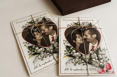 Apuesta por la originalidad en tu boda con las creaciones de Nll diseño e imagen, ¡descúbrelas!