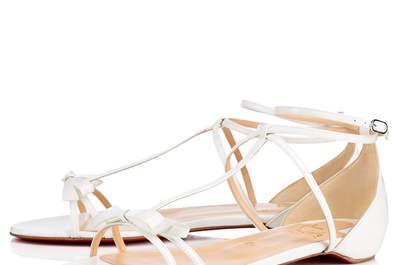 De collectie bruidsschoenen van Christian Louboutin 2018: kies een schoen van de TOP!