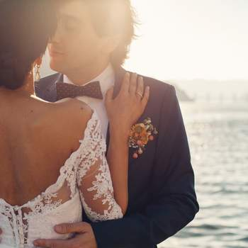 Singulariedade e simplicidade poética no seu álbum de casamento com Renato Ribeiro Photography