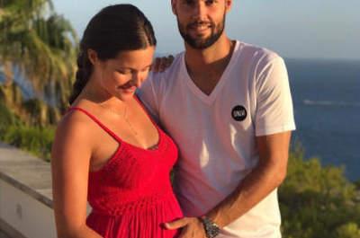 La boda sorpresa de Malena Costa y Mario Suárez en Mallorca