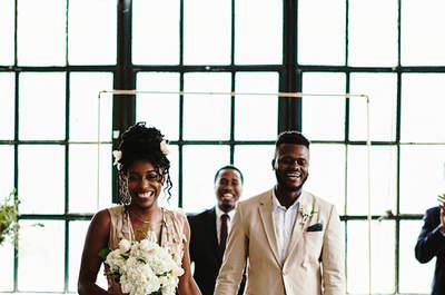Ideas para decorar una boda estilo industrial: ¡Inspiración para un matrimonio de ensueño!