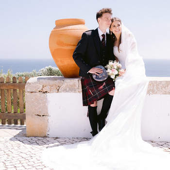 Boris The Cat - Wedding Photography