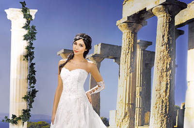 Robes de mariée Collector 2015: classicisme et luxe pour une féminité sublimée