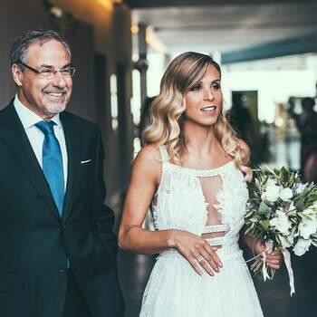Casamento de Agir e Catarina Gama | Foto via IG @catarinagama