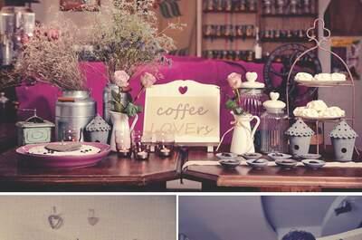 Coffee Lovers, czyli sesja narzeczeńska inspirowana kawą