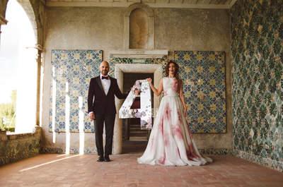 Fotografia: Como Branco Wedding Concept